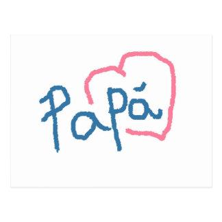 Pape - Carte postale