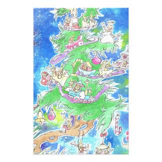 Papeterie Arbre de Noël magique