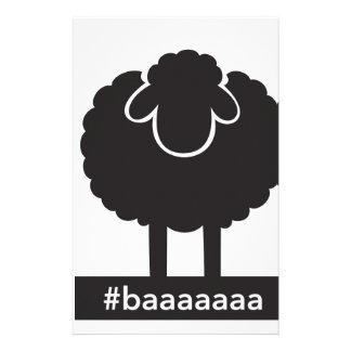 Papeterie #baaaaa de moutons noirs
