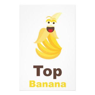 Papeterie Banane supérieure
