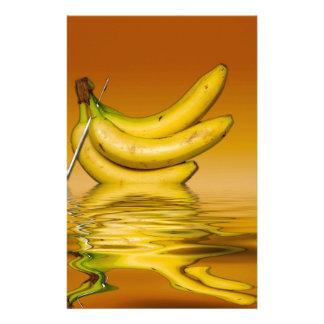 Papeterie Bananes jaunes mûres