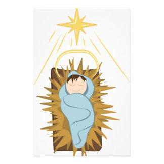 Papeterie Bébé Jésus