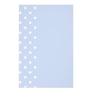 Papeterie Bleu de ciel d'hiver