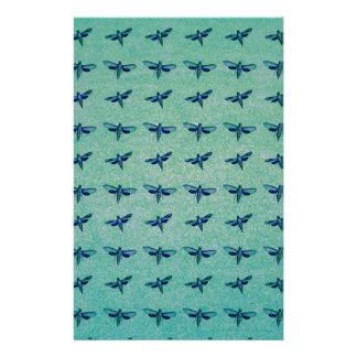Papeterie Bleu de papillon