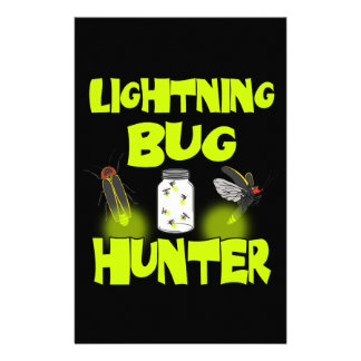Papeterie chasseur d'insecte de foudre