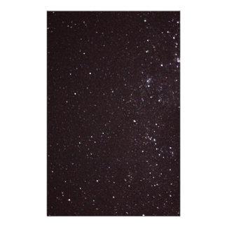 Papeterie ciel étoilé