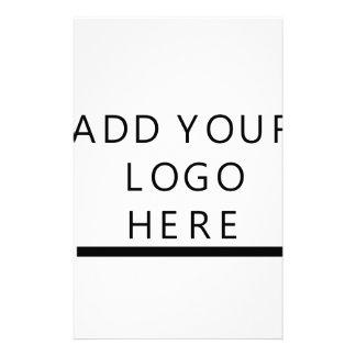 Papeterie Concevez le logo en fonction du client