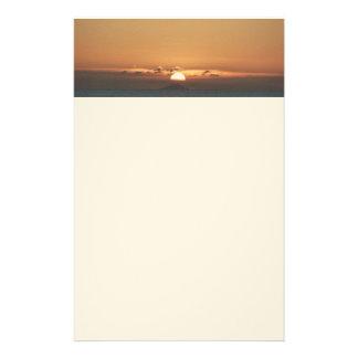 Papeterie Coucher du soleil dans la photographie de paysage
