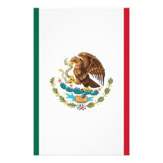 Papeterie Coût bas ! Drapeau du Mexique