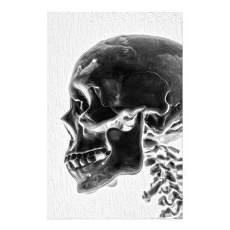 Papeterie Crâne de rayon X