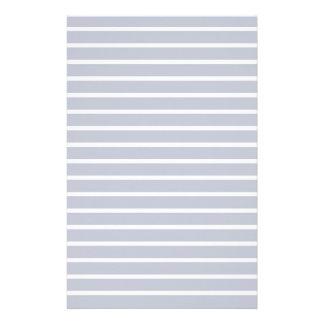Papeterie de papier de notes de rayures rayée par