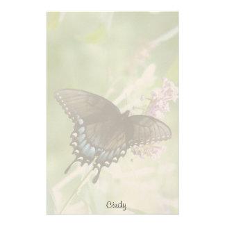 Papeterie de papillon