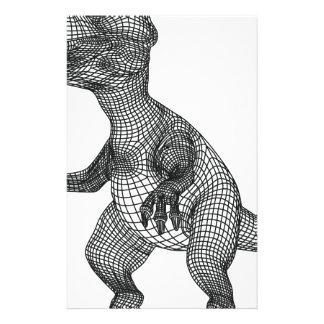 Papeterie dinosaure