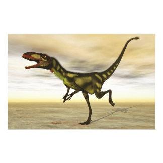 Papeterie Dinosaure de Dilong - 3D rendent