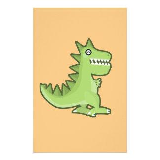 Papeterie Dinosaure de Kawaii