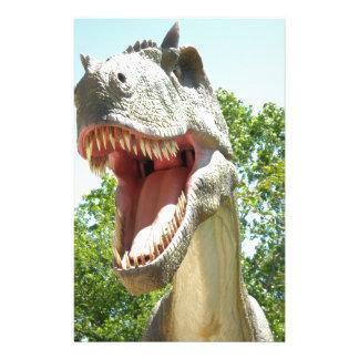 Papeterie Dinosaure de Rex de Tyrannosaurus