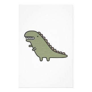 Papeterie Dinosaure de saccage !