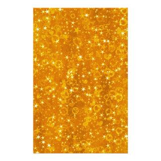 Papeterie Étoiles d'or