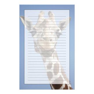 Papeterie Girafe 2