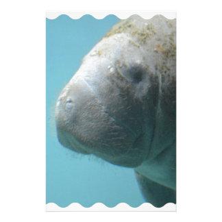 Papeterie Grand lamantin sous-marin