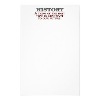 Papeterie Histoire
