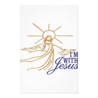 Papeterie Im avec Jésus