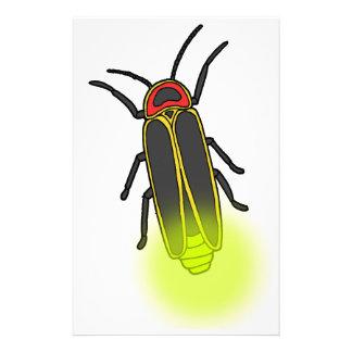 Papeterie insecte de foudre allumé