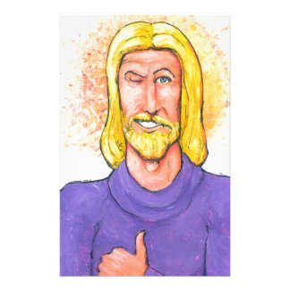 Papeterie Jésus approuve