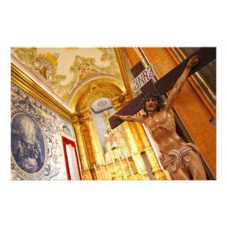 Papeterie Jésus sur la croix
