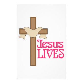 Papeterie Les vies de Jésus