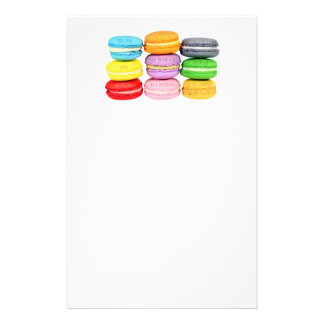 Papeterie Macarons