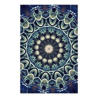 Papeterie Mandala de dentelle artistique moderne frais