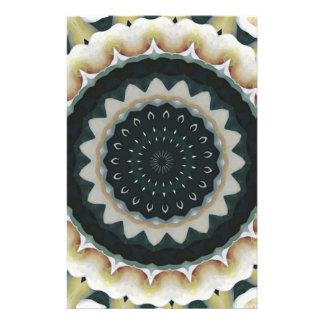 Papeterie Mandala de zantedeschia