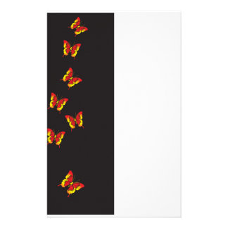 Papeterie Motif de papillon