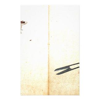 Papeterie Paires des sissors et du moineau par Katsushika