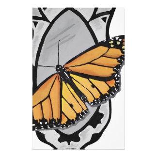 Papeterie Papillon de miroir