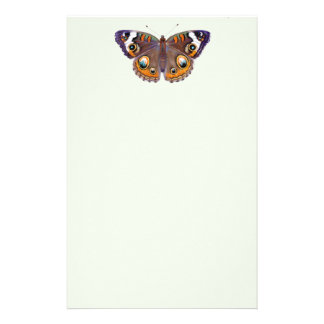 Papeterie Peinture réaliste de papillon commun de maronnier