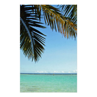 Papeterie plage des Caraïbes