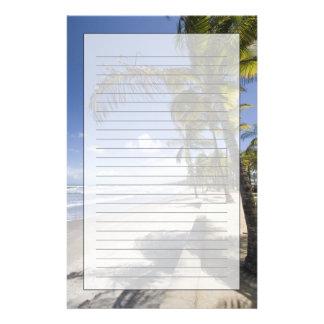 Papeterie - Plage des Caraïbes du Trinidad - de Manzanilla