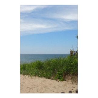 Papeterie Plage privée sur le lac Michigan