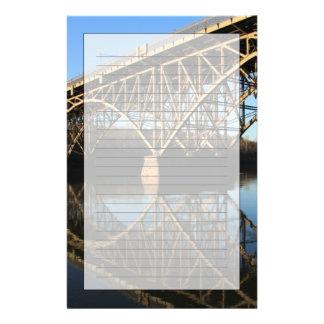 Papeterie Pont au-dessus de rivière de Schuylkill