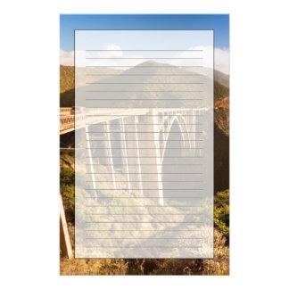 Papeterie Pont de Bixby, grand Sur, la Californie,