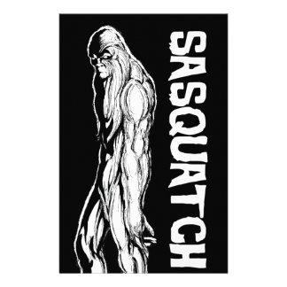 Papeterie Sasquatch