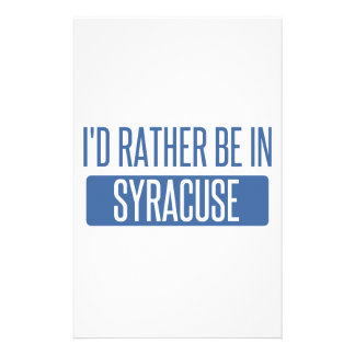 Papeterie Syracuse
