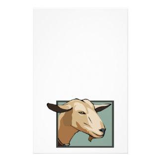 Papeterie Tête de chèvre