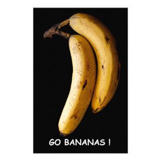 Papeterie vont les bananes