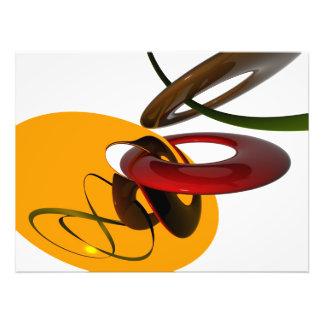 Papier abstrait de photo d'art numérique