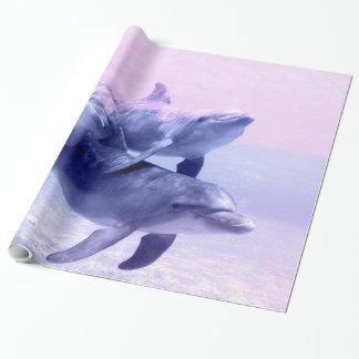 Papier Cadeau 12 sous-marins papier d'emballage
