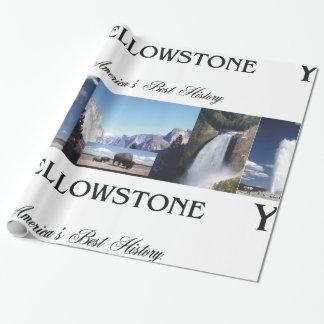 Papier Cadeau ABH Yellowstone