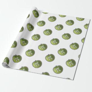 Papier Cadeau Apple pi